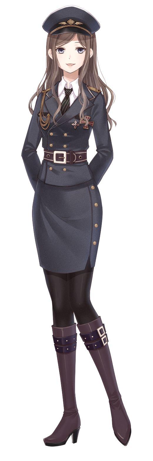 POLICÍA ALERTA ⚠ SOS. I love military style clothes!! Cute!