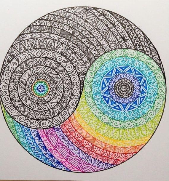 40 Beautiful Mandala Drawing Ideas How To Mandala Drawing
