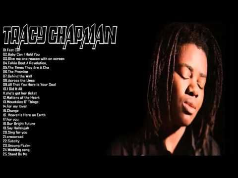 Tracy Chapman - Give me one reason with on screen lyrics - YouTube