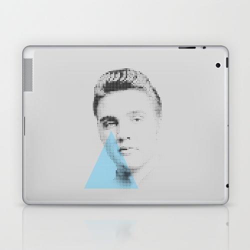 Elvis   Esperantos   Dot-file #2 Laptop & iPad Skin $25