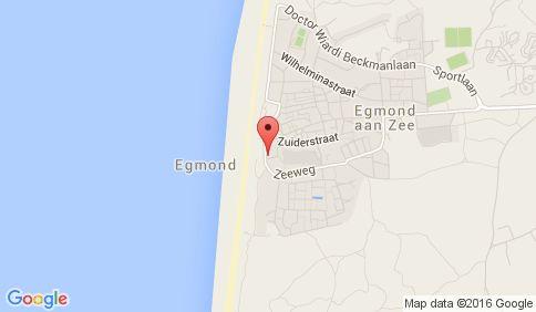 Boulevard Zuid 12, 1931 AA Egmond aan Zee, Nederland