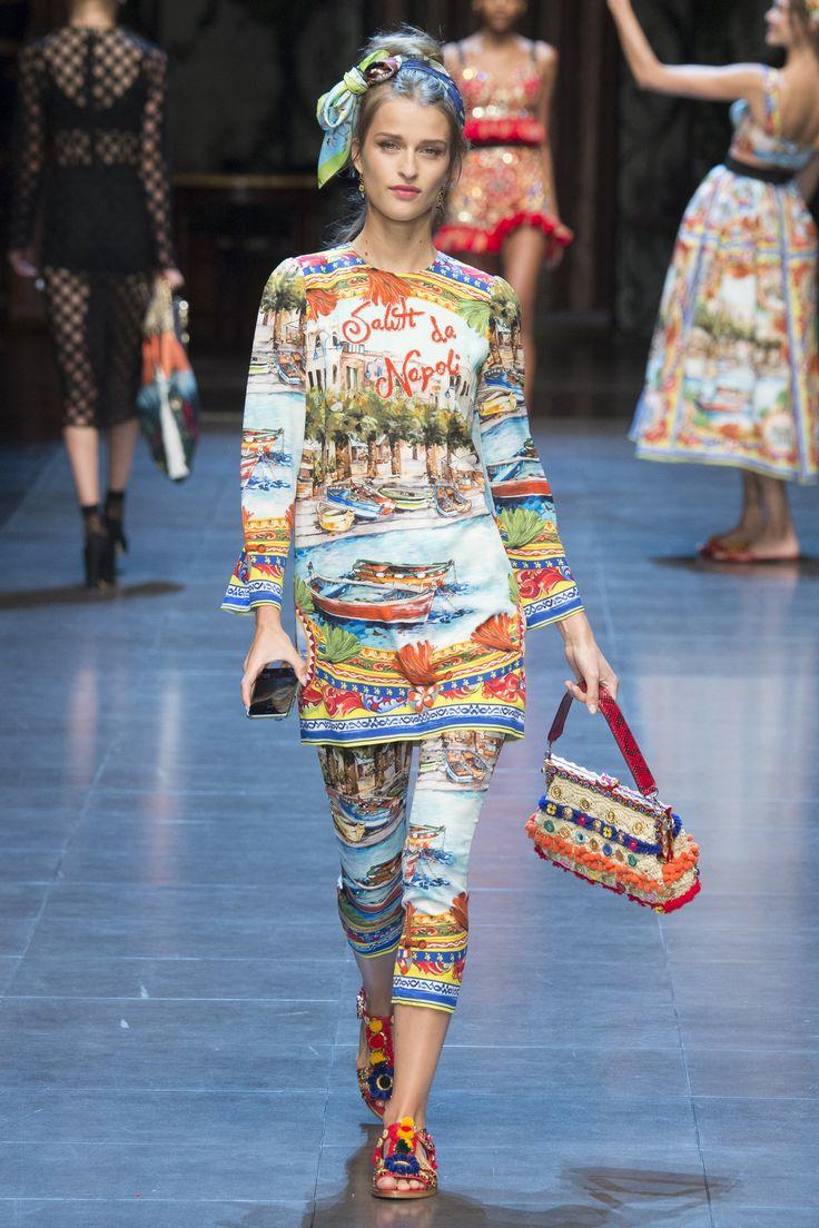 42 best Dolce & Gabbana images on Pinterest | Fashion spring ...