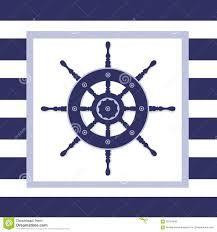 Resultado de imagen para timon de barco azul