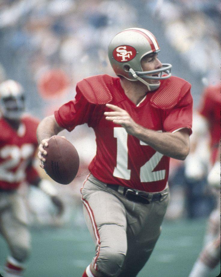John Brodie - San Francisco 49ers Quarterback (1957–1973)