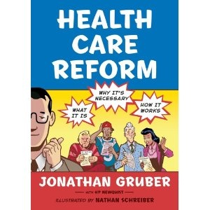 Health Care Reform: What It Is, Why It's Necessary, How It Works // It's here to stay; might as well read up on why it's awesome.Graphics Novels, Graphic Novels, It Work, Comics Book, Health Care, Jonathan Gruber, Weights Loss, Care Reformer, Healthcare