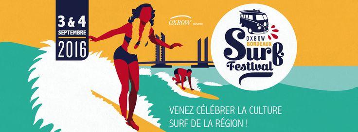 BORDEAUX SURF FESTIVAL 2016