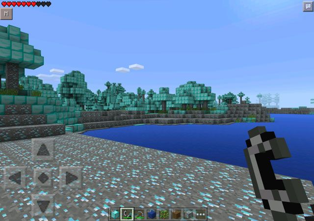 Diamond Portal Mod for Minecraft PE 0.11.0 - http://minecraftpedownload.com/diamond-portal-mod/