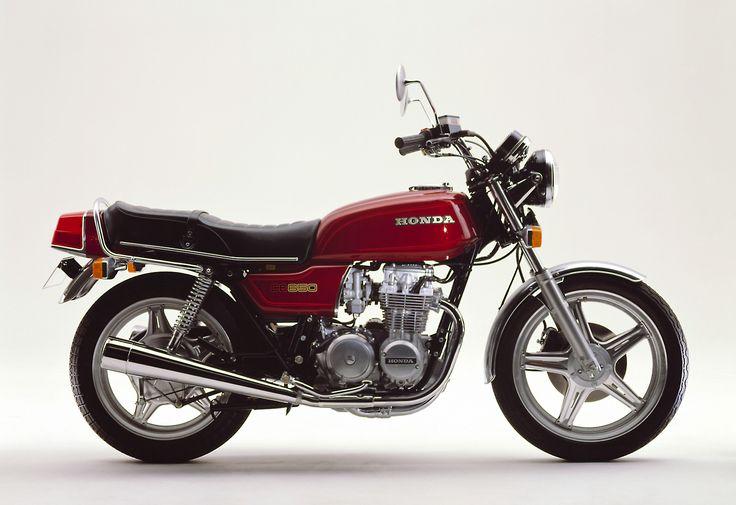 Honda CB 650 mit Comstarfelgen (Quelle: Honda Motor Co.)