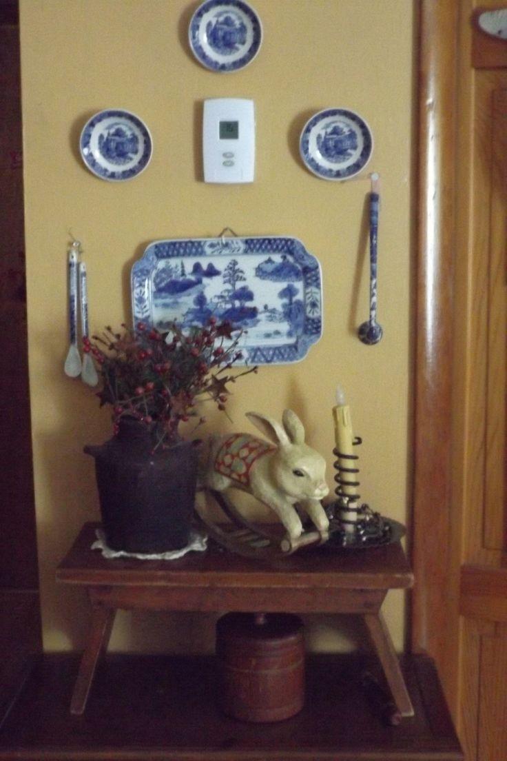 My Primitive Style Home Decorating Pinterest