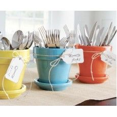 Wonderful idea for a Spring Luncheon or Bridal shower