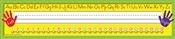 Right/Left Alphabet Super Jumbo Name Plates TCR4303 Teacher Created Resources Name Plates | K12 School Supplies | Teacher Supplies