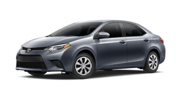 2014 Corolla Entune™ Premium Audio with Navigation and