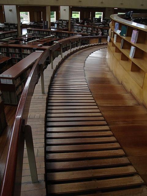 Bibilioteca Virgilio Barco Bogotá