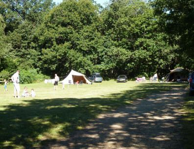 Camping le Reve, LeVigan en Quercy
