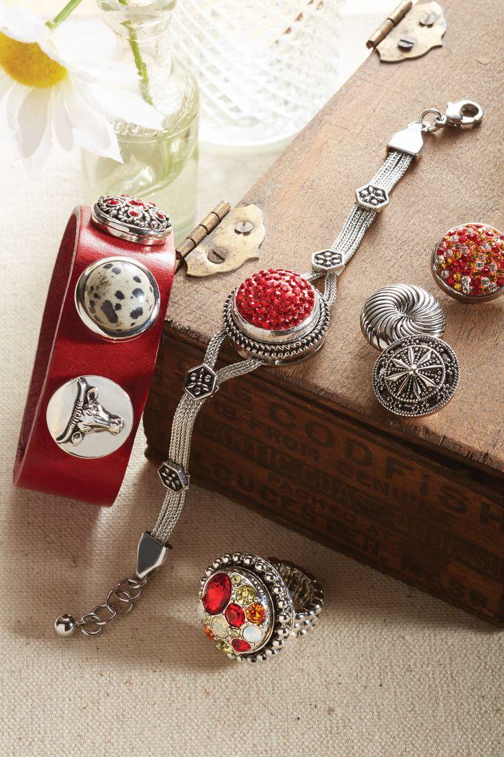 GingerSnaps Jewelry.