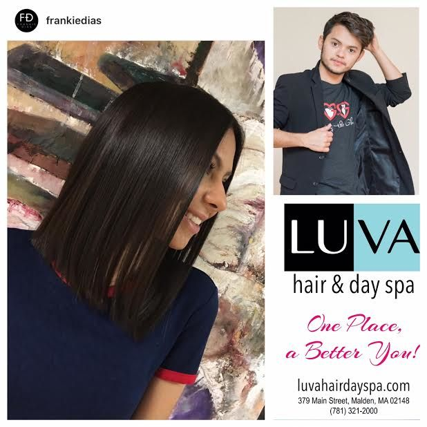 Gorgeous long bob by Luva Hair and Day Spa's Hairstylist Frankie Dias  Are you looking for a @kimkardashian  call 781.321.2000 or text 857.415.9430 #hair #massage #skincare #manicure #pedicure  http://www.luvahairdayspa.com/ Walk-Ins welcome. With Yelp app on your smartphone you get 5% Off on any appointment. http://www.yelp.com/biz/luva-hair-and-day-spa-malden #beauty #loveit #good #special #luvahairdayspa #oneplacebetteryou #yelp #LUVArt #spa #platinumblonde #summer #makeover #fun #cute…
