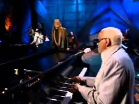 A Song For You - Willie Nelson, Ray Charles, Leon Russell.  This song is thrilling!