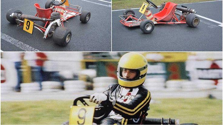 Το τελευταίο kart του Senna