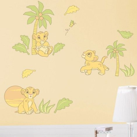The Lion King Nursery Wall Decals. 17 Best ideas about Lion King Nursery on Pinterest   Lion king