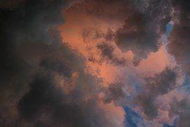Sommer, Donner, Sturm, Wolke, Himmel