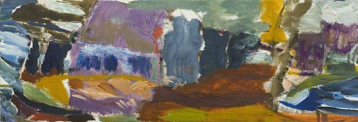 Purple WoodsBy Ivon HitchensBristol Museum and Art Gallery