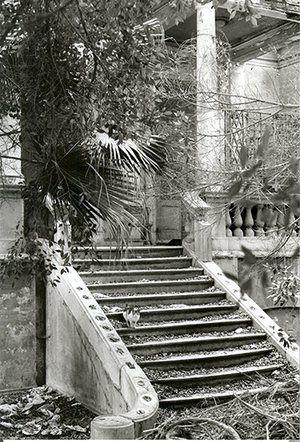Alexandria City of Memory: The entrance to Ambron villa