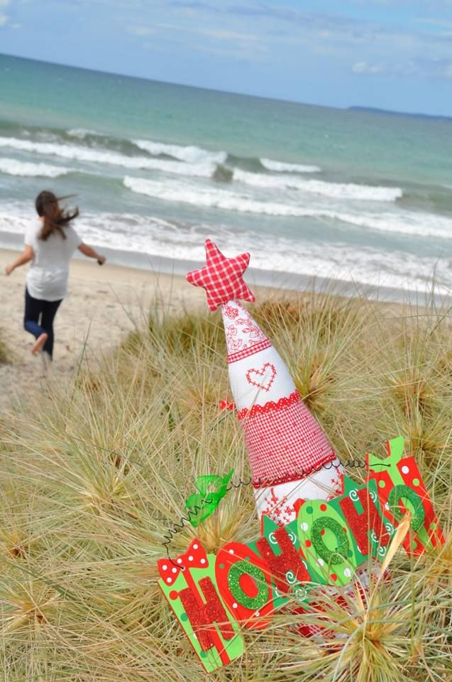 Christmas at Papamoa beach from PT´s Foto Fun with Lily Rose