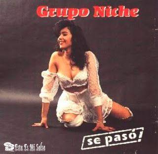 SALSA VIDA: 1985 Grupo Niche - Triunfo (Se Paso)