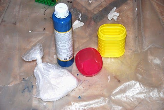 IKEA HACK: покраска степ-стула БЕКВЭМ. Рецепт меловой краски.