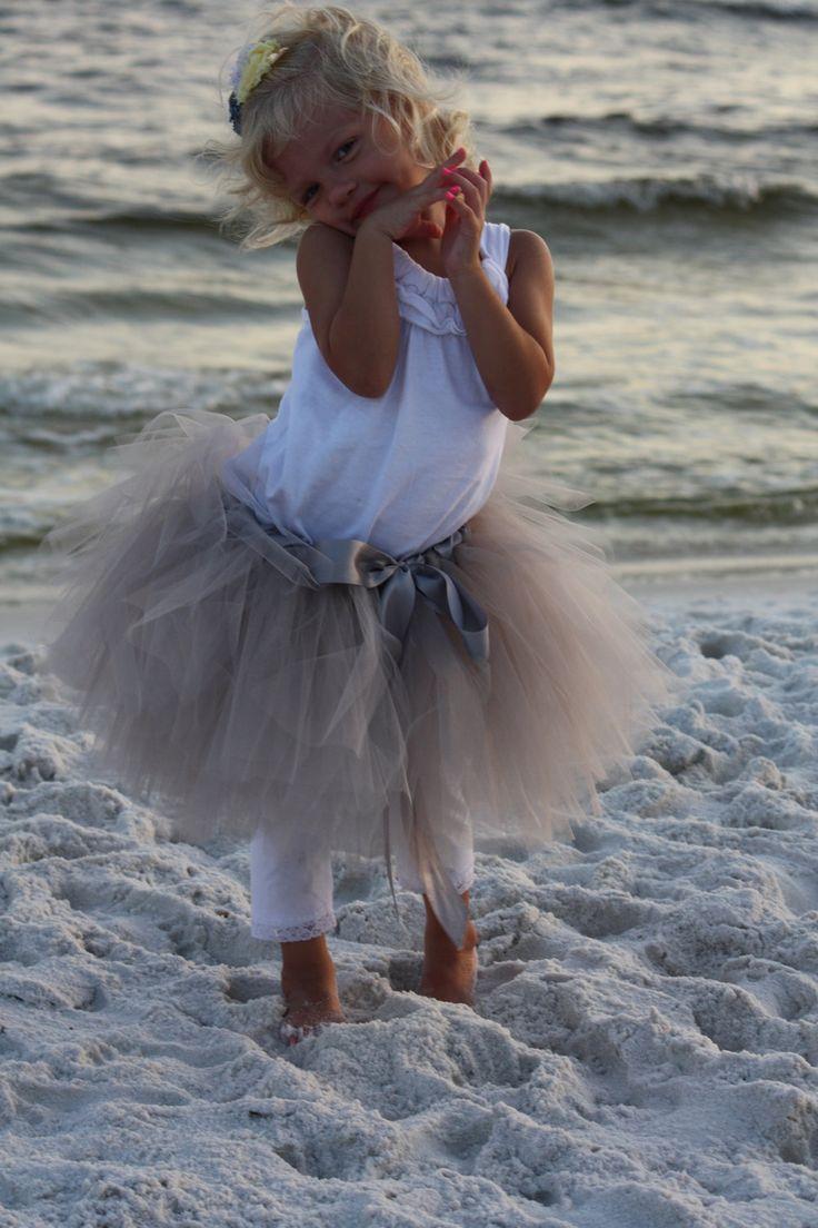 beach baby @ dusk