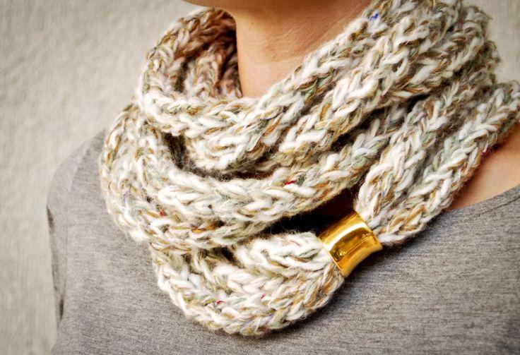 Handmade scarf....