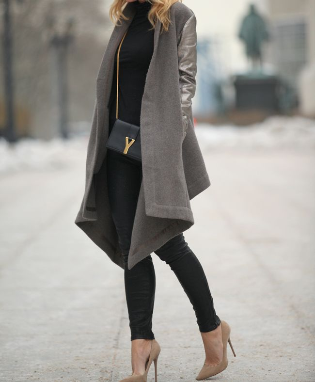 17 Best images about Monochromatic Style on Pinterest | Coats ...