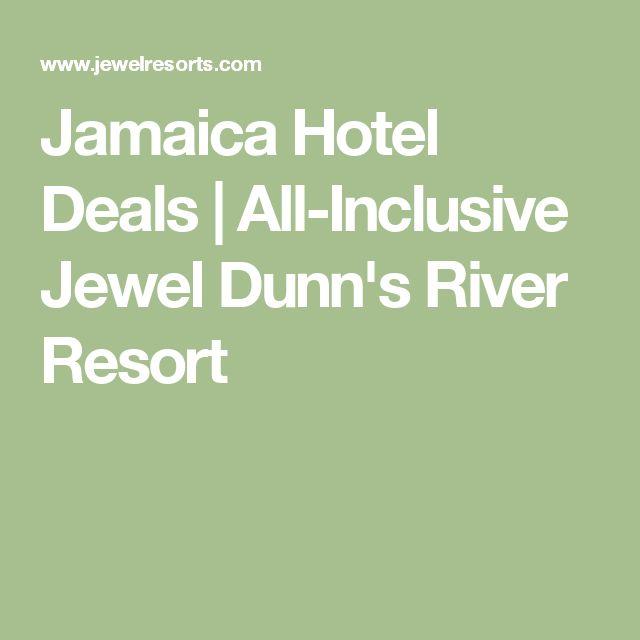 Jamaica Hotel Deals   All-Inclusive Jewel Dunn's River Resort