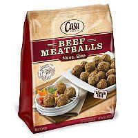 Casa Di Bertacchi Authentic Italian Style Beef Meatballs - 6 lbs. - Sam's Club
