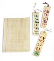 Egyptian Explorers Hieroglyphics Craft Kit (makes 25 projects)