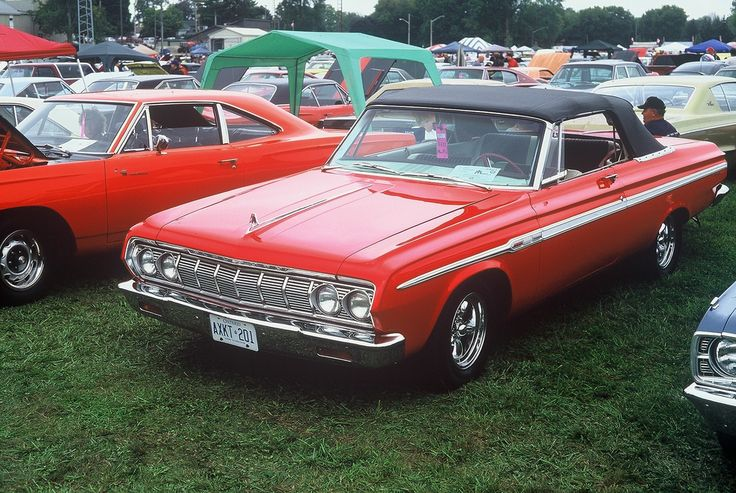 64 Plymouth Sport Fury convertible