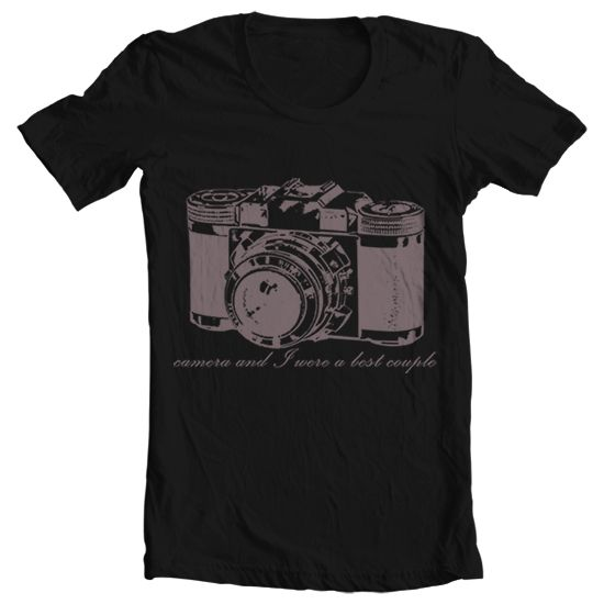 camera is my couple dari tees.co.id oleh aztrayart