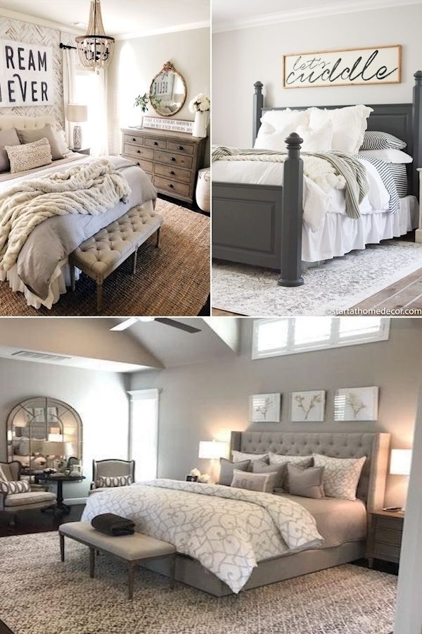 Bedroom Fitments | Full Size Bed Frame And Dresser | Matching Bed