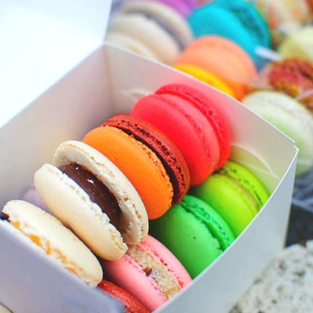 ... about Macaroons on Pinterest | Pistachios, Almond macaroons and French