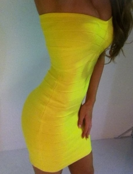 Absolutely LOVE yellow!!!:)