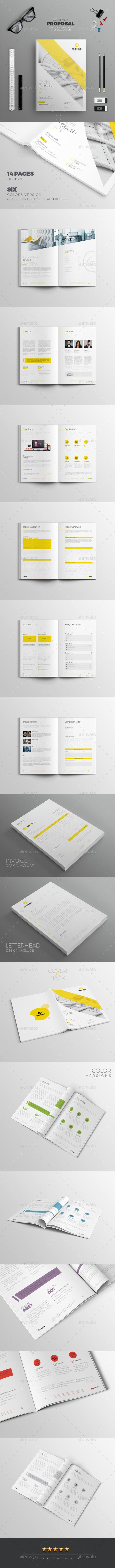416 best Workbook Design images on Pinterest | Brochure template ...
