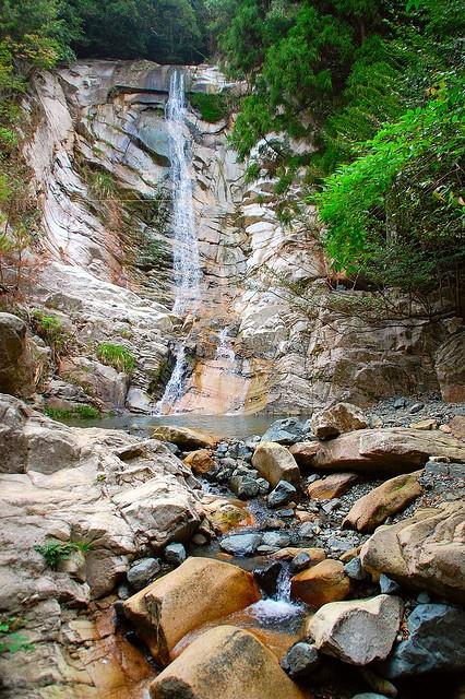 Shiraiito Falls #japan #fukuoka