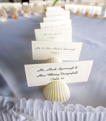 69 Best PLACECARDS Holders Images On Pinterest