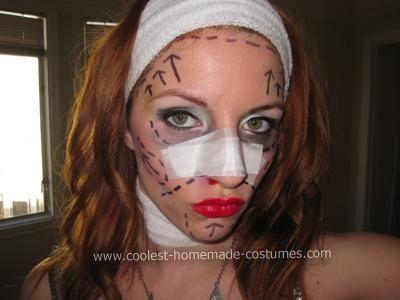 5 disfraces caseros mujer halloween cirugia plastica - Disfraces halloween caseros ...