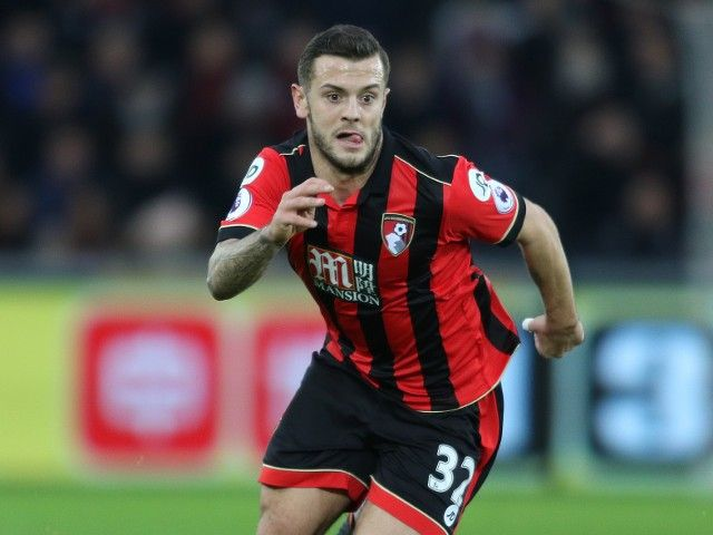 "Bournemouth boss Eddie Howe hopes Jack Wilshere injury ""not serious"""