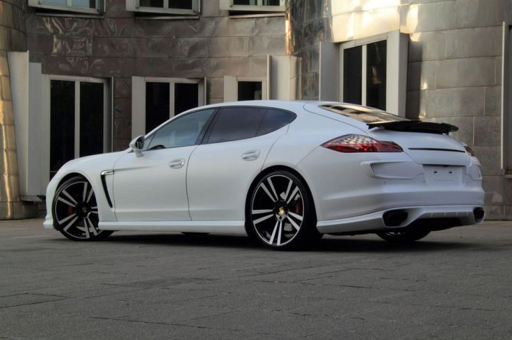 2013 Porsche Panamera: Function With Performance to Boot - Park ...