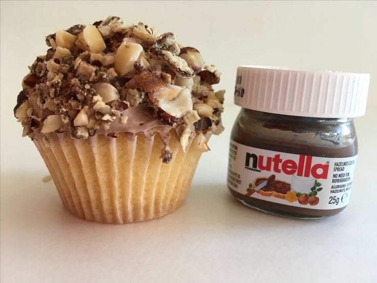 Nutella in the middle