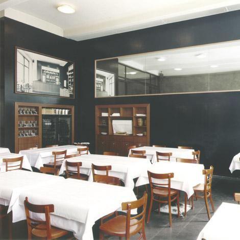 Restaurant Sale e Tabacchi Berlin Kochstraße 18