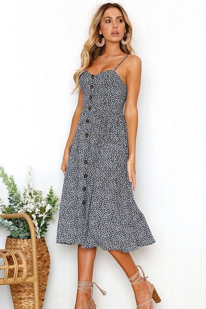 27 Of The Best Spring Dresses You Can Get On Amazon Summer Dresses Comfy Dresses Casual Dresses