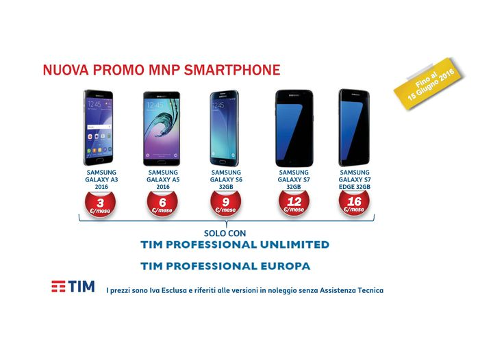 Agente Tim Promo Smartphone